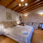 la chambre-villa Konstantia
